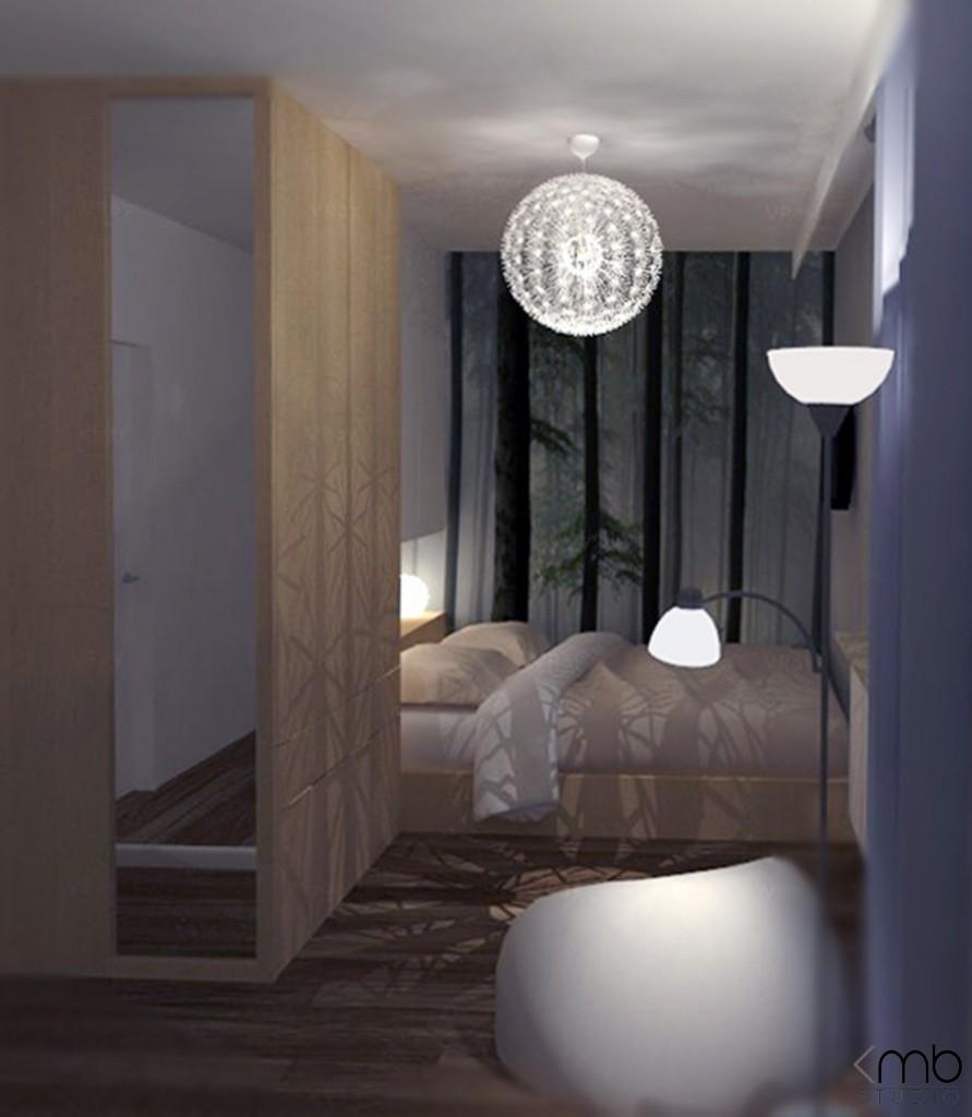 sypialnia wersja 1 noc